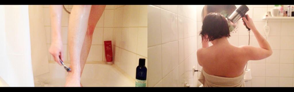 Shower_HairDryer