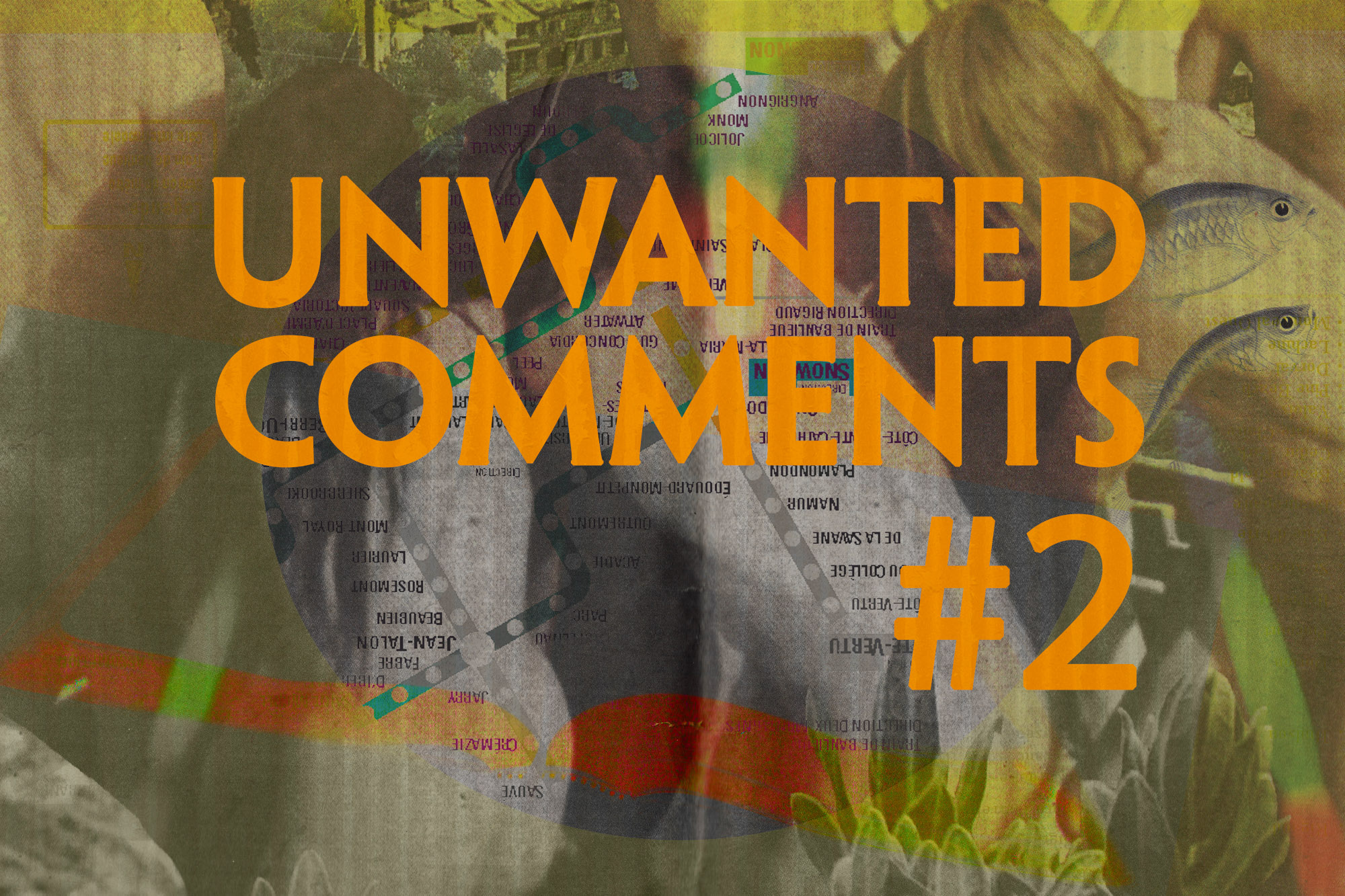 UNWANTED COMMENTS #2